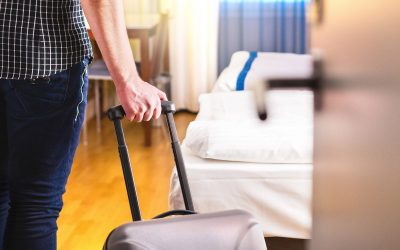Which cities are most popular for serviced accommodation?