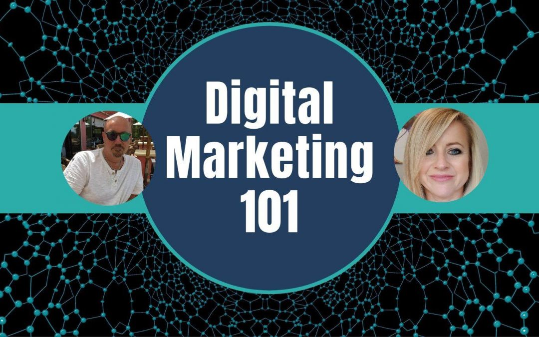 Property, digital marketing and getting yourself on the right track