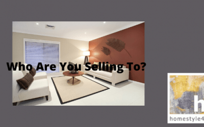 Who Are you Selling To?