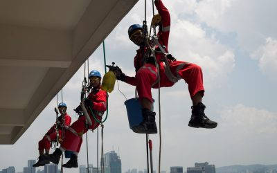 Why Exterior Cleaning of High-Rise Buildings Is Important
