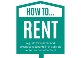 Update – New How To Rent Guide issued by government!