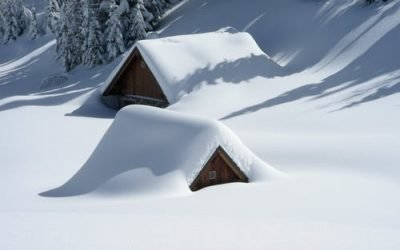 Snow Bulletin! From our resident insurance broker